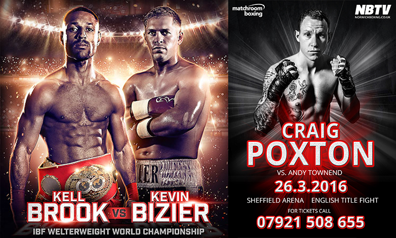Brook Bizier Poxton Posters