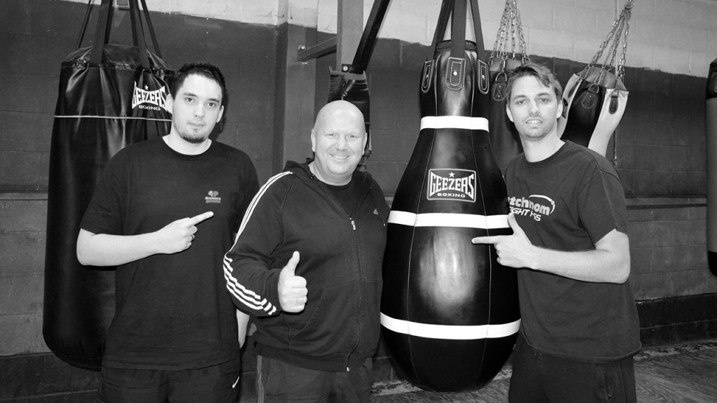 Norwich Boxing with Graham Everett