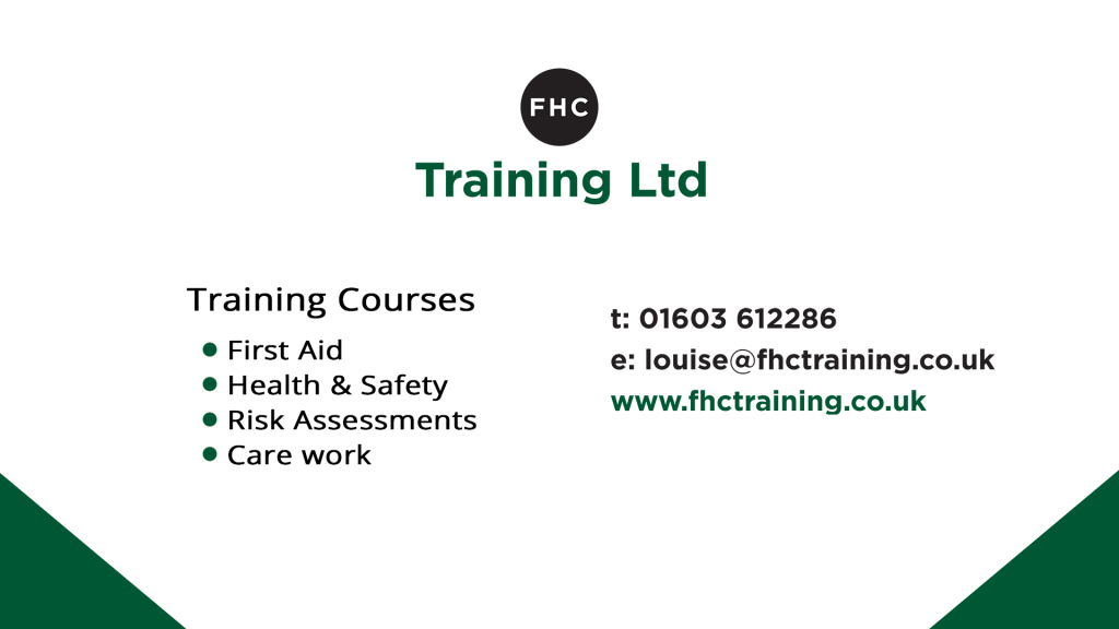 First Aid Training Courses in Norwich