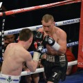 Ryan Walsh fighting Darren Traynor